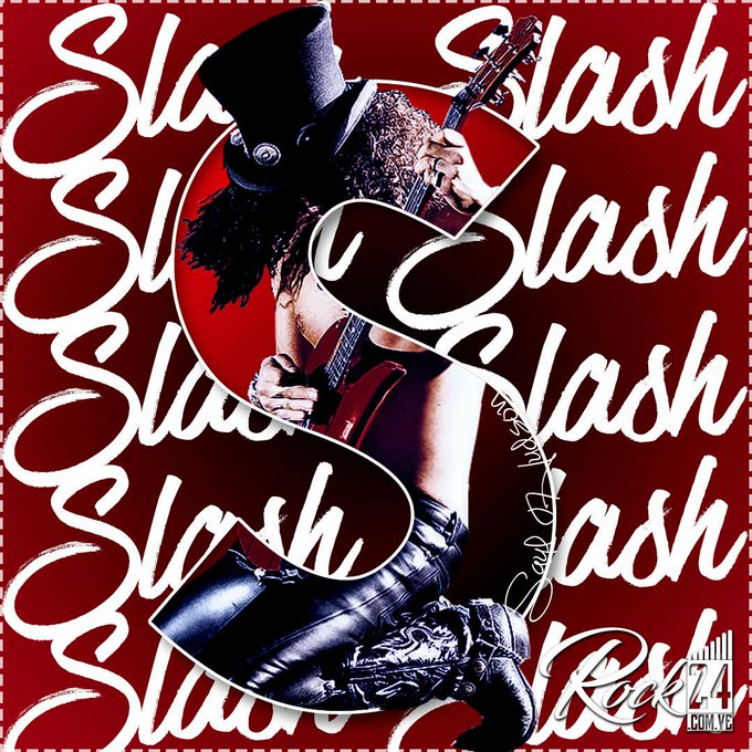 happy birthday the great slash, with the best wishes every day, much more rock, to rock