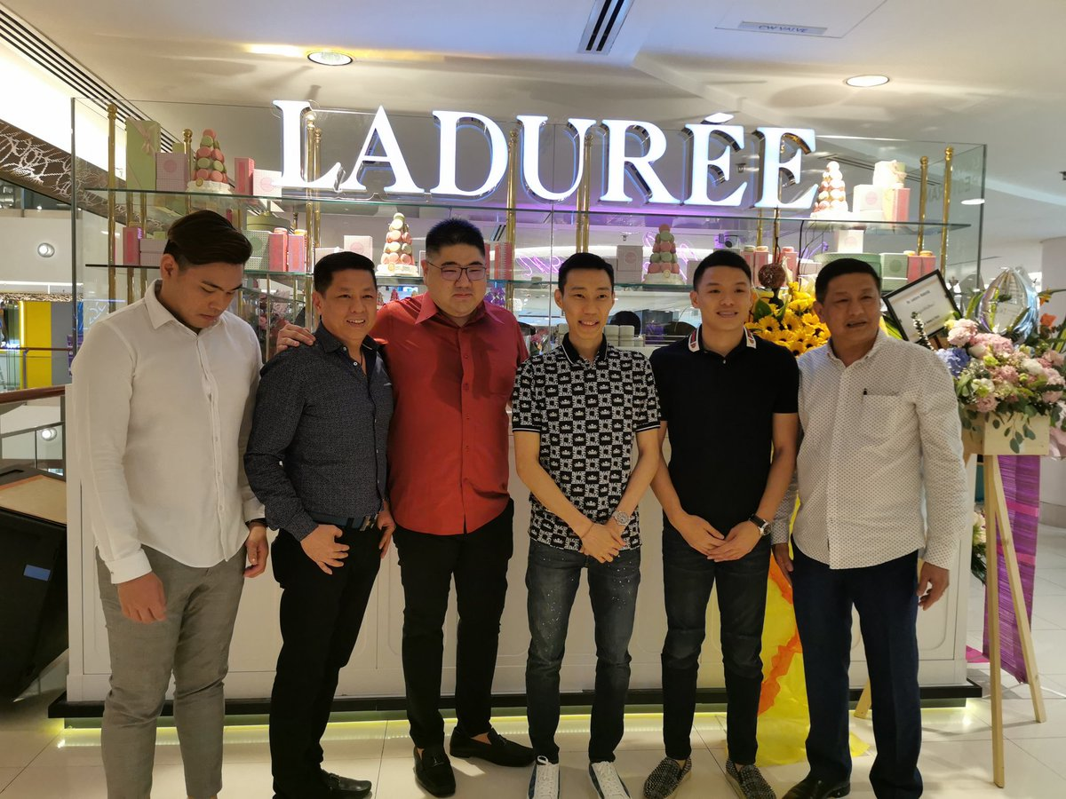 Congratulations @ladureemalaysia for thier second outlet at @bangsarshoppingcentre