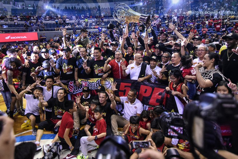 San Miguel, represent. The Beermen will offer a STRONG presence for the Philippines in the upcoming #Terrific12 in Macau » bit.ly/2Y7EEmx