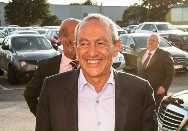 Promotion to the Premier League and the unveiling of a major new partner for his OCI NV chemical production business coincided with co-owner Nassef Sawiris net worth skyrocketing by $1.5b to $7.9b this year, according to a report in Egypt. #avfc #partofthepride #utv