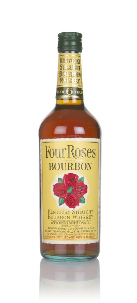 SAVE £40!  33% Off! : Four Roses 6 Year Old - 1990s Bourbon Whiskey -  NOW: £80.00 (Was: £120.00)  http://www.malthound.co.uk/special-offers/ #Whiskey