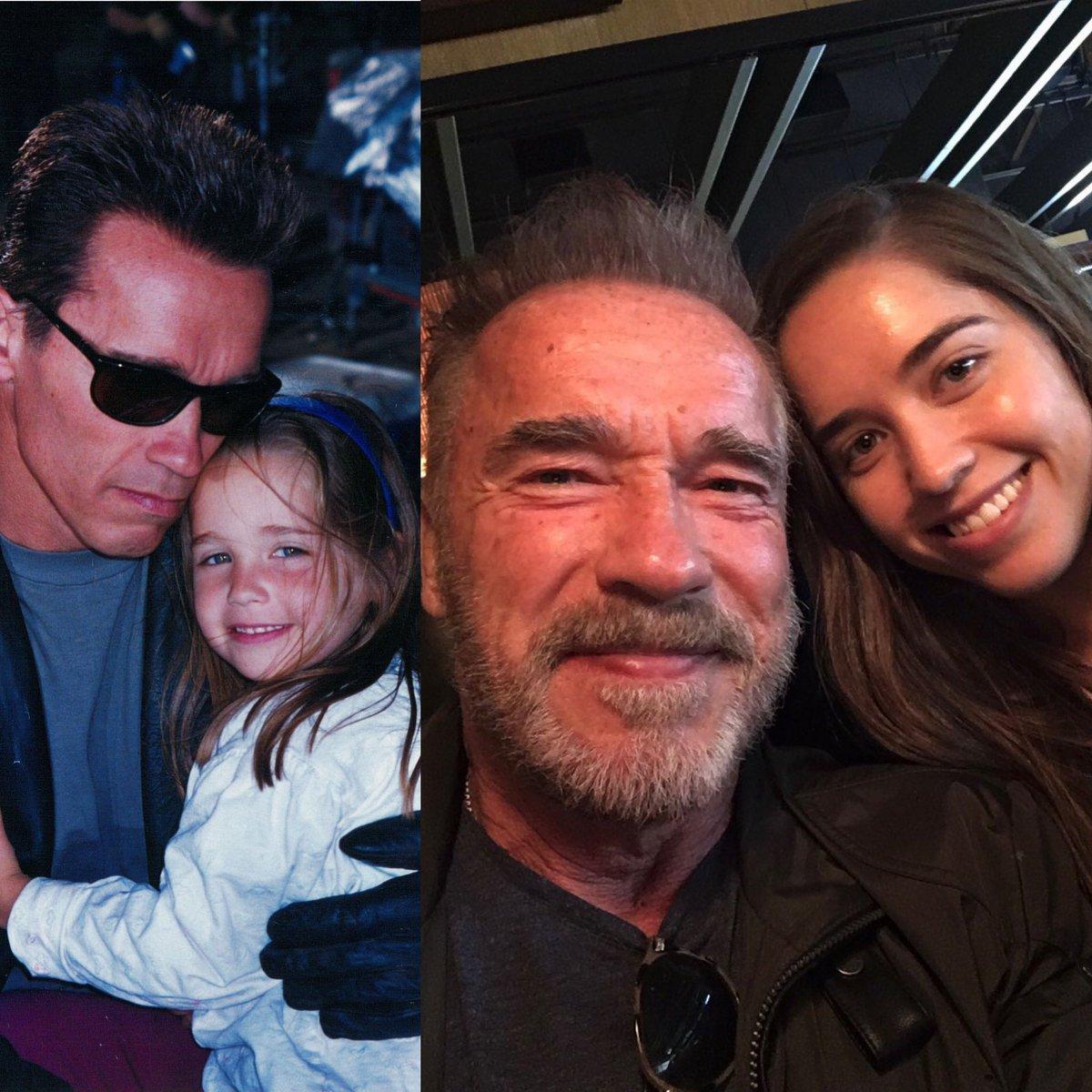 Arnold (@Schwarzenegger) | Twitter
