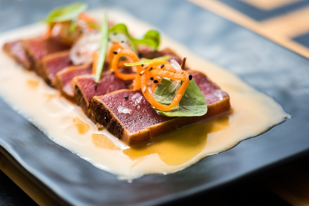 The final week of #CevicheFestival is here. Try our unique Tiradito Nikkei tuna tataki in a ginger-sesame leche de tigre. https://t.co/byqsEDrn5c