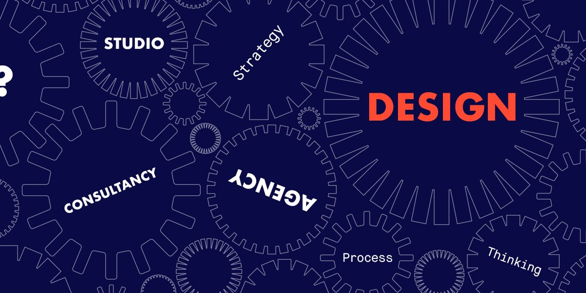 So what is a design studio anyways? What do they do? What makes them different?  In our opinion, the most noticeable difference between design thinking and other creative approaches is strategy. Read the rest here because Twitter - https://bit.ly/2Ydjd3c  #design #brand #strategy