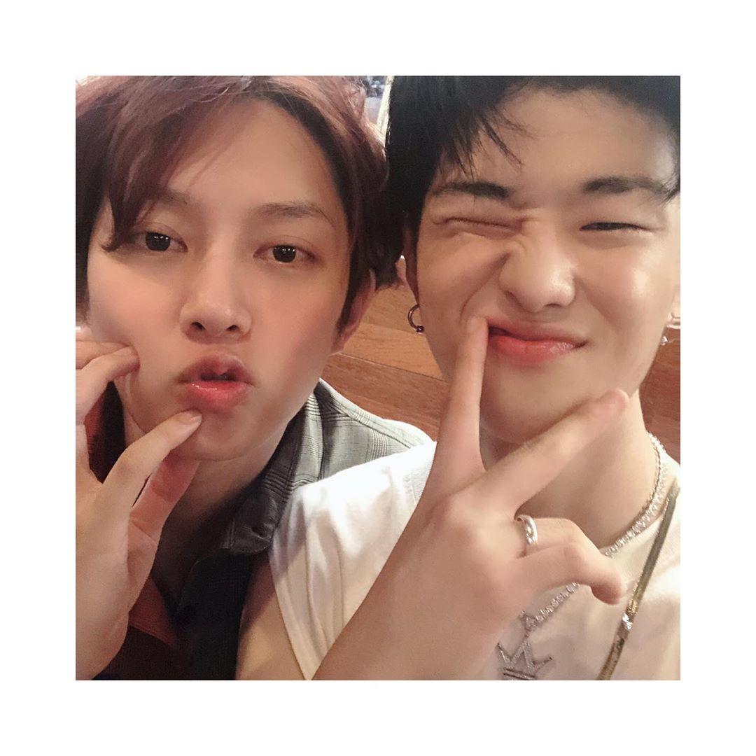 [PIC] 190723 youbeeindaeyo IG Update with Kim Heechul💙💙 #Heechul #김희철 #희철 #SuperJunior #슈퍼주니어 #HighSchoolStyleIcon