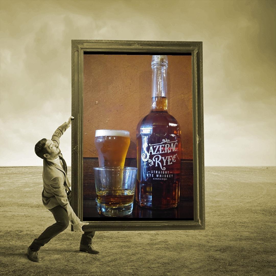 Tuesday Ward Special 7/23/19 1oz Sazerac 6yr Rye & 1/2 pint Lagunita's IPA $7 ALL NIGHT LONG!!! . . . . .  #NYC #LES #lowereastside #eastvillage #manhattan #newyorkcity #whiskey #bourbon #rye #americanwhiskey #canadianwhisky #scotch #singlemalts #japanesewhisky #taiwan