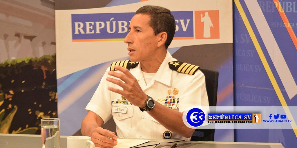 Ministro de Defensa: FA no sustituye a PNC en seguridad pública