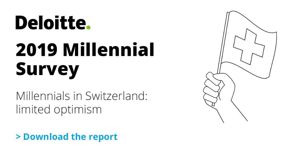 Deloitte Global Millennial Survey 2019   Deloitte   Social impact