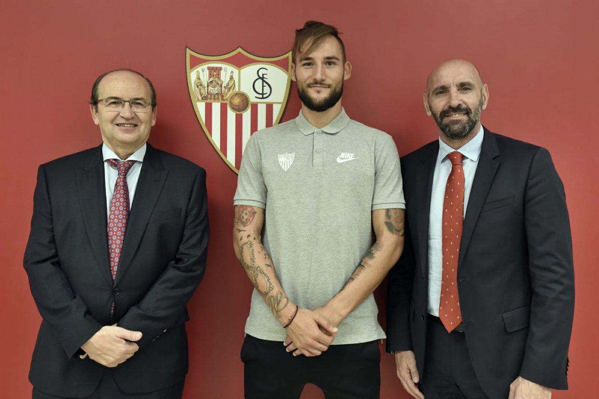 Nemanja Gudelj FC Séville