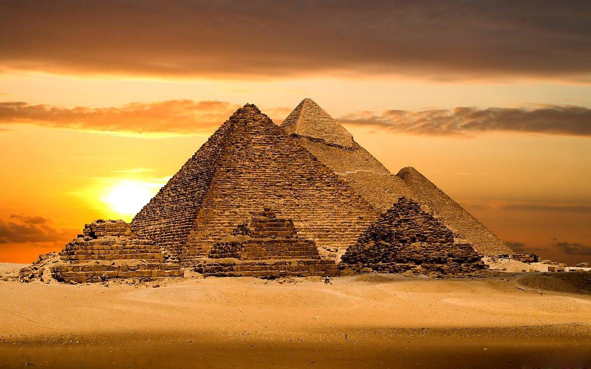 Фото в пирамидах
