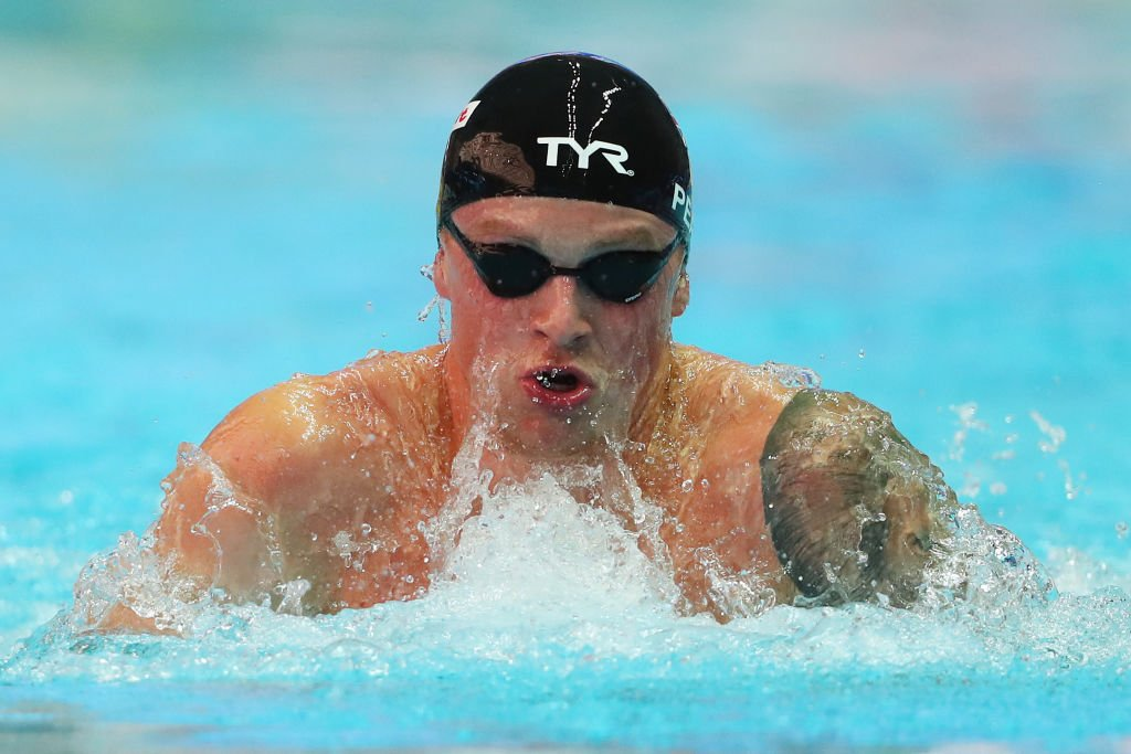 Great Britains Adam Peaty is looking for a third successive 50m breaststroke title at the World Swimming Championships. You can keep up with the action live, here: bbc.in/2YfQj6T