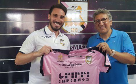 Palermo Calcio a 5, ecco un innesto di qualità: arriva Marco Casamento - https://t.co/rTiOg7bDtQ #blogsicilianotizie