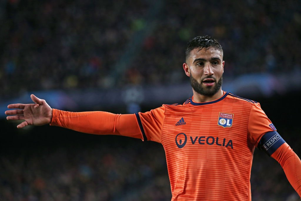 France midfielder Nabil Fekir has left Lyon and completed his move to La Liga. Full story: bbc.in/2JLDrx8