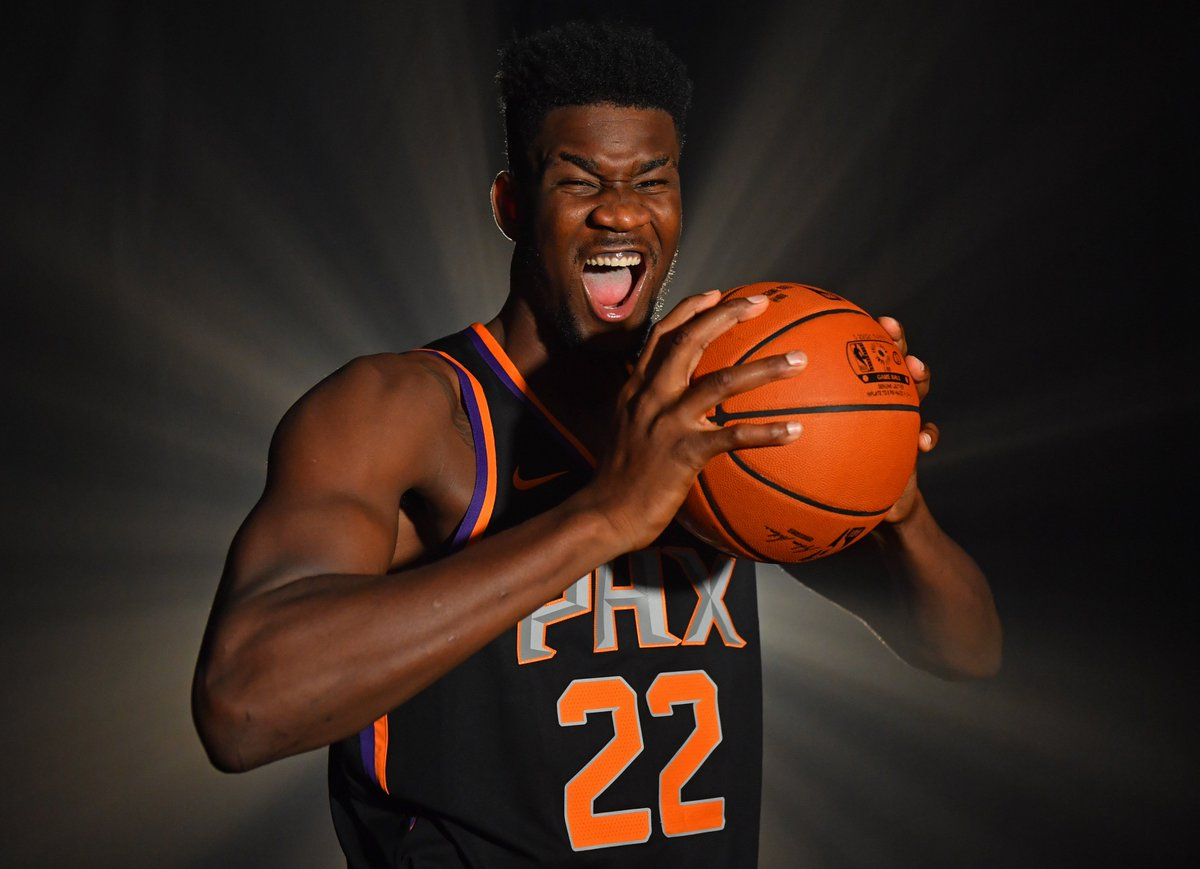 #RT @NBA: Join us in wishing @DeandreAyton of the @Suns a HAPPY 21st BIRTHDAY! #NBABDAY