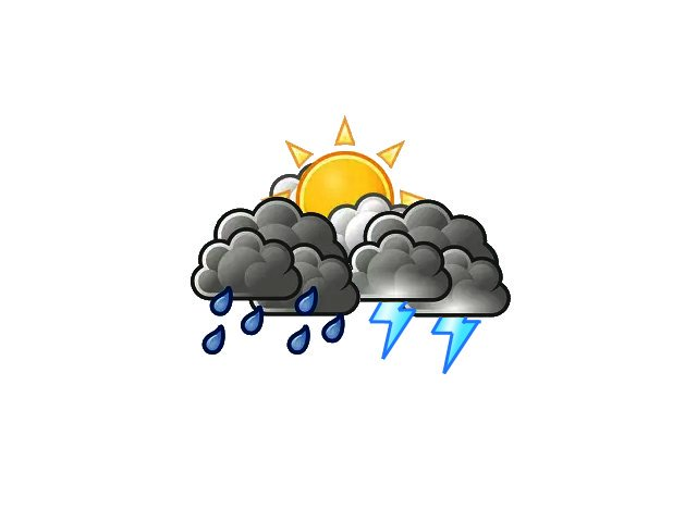 El #tiempo en #Cuba Para este #martes #23DeJulio el Instituto de #Meteorología pronostica algunos #chubascos y #tormentas eléctricas en la tarde 🌤️@cnp_insmet_cuba #clima #naturaleza #Ciencia @Loypa2 @joaquinsglez 🔗Siga el enlace: http://www.radioenciclopedia.cu/el-tiempo-en-cuba/pronostican-este-martes-algunos-chubascos-tormentas-electricas-tarde-20190723/…
