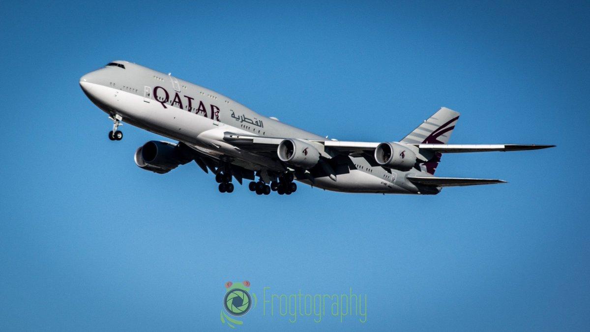 #Boeing747 de #QatarAirways