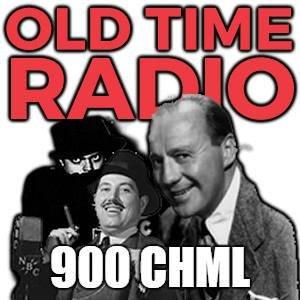 Old Radio Shows (@CHMLOldRadio)   Twitter