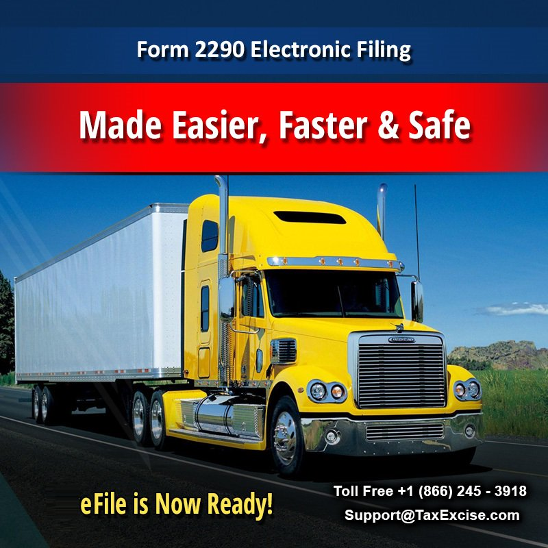 2290 form truck  Form 17 eFiling is Simple Safe & Secured at www.Tax17.com