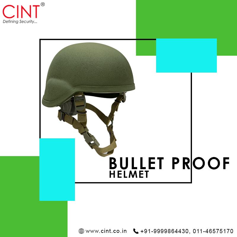 #CINTSecurity Be secure. Be Bulletproof secure.  To know more about our 'Bulletproof Helmet' range. Visit http://www.cint.co.in #security #homelandsecurity #bulletproof #MakeInIndia