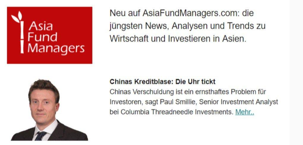 Asienfonds photo