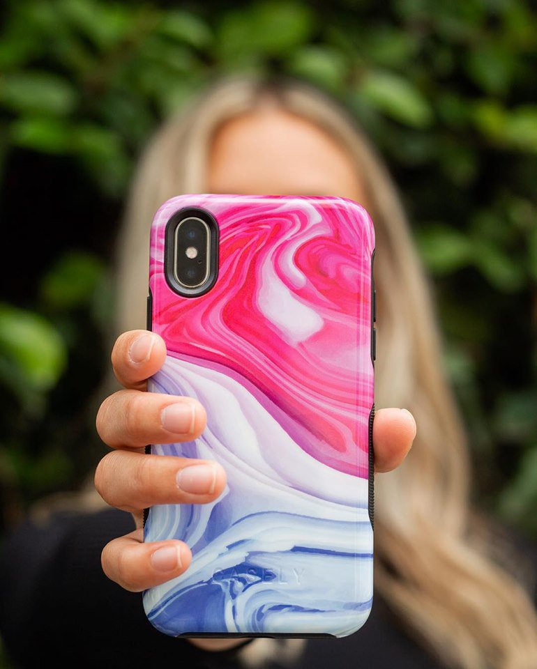 Get the Latest iPhone Cases to Match Your Wardrobe & Your Life w/ Casely #LiveBold #GetCasely #ad http://trbr.io/ARx4a9f via @2kidsandacoupon