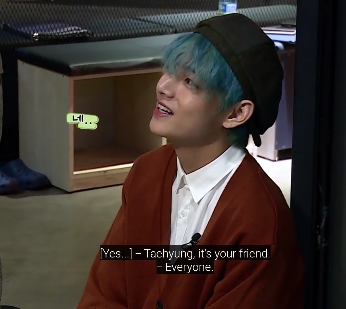 The VMIN Archive : [July 23rd 2019] VLive // Run BTS! 2019