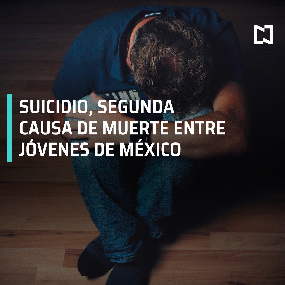 En México, el suicidio es la segunda causa de muerte entre la población joven y puede ser 100% prevenible #DespiertaConLoret con @campossuarez