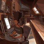 Image for the Tweet beginning: Code Radio: música diseñada para