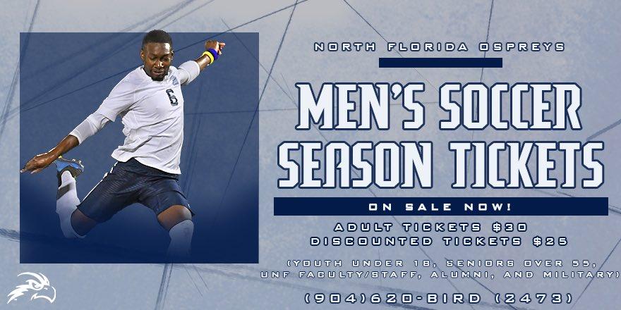 0012a2f6 UNF Men's Soccer (@OspreyMSOC) | Twitter