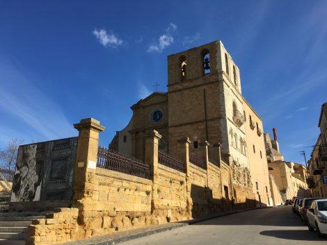 Cattedrale di Agrigento, via libera ai lavori per consolidare il colle - https://t.co/KO74DtgyhF #blogsicilianotizie