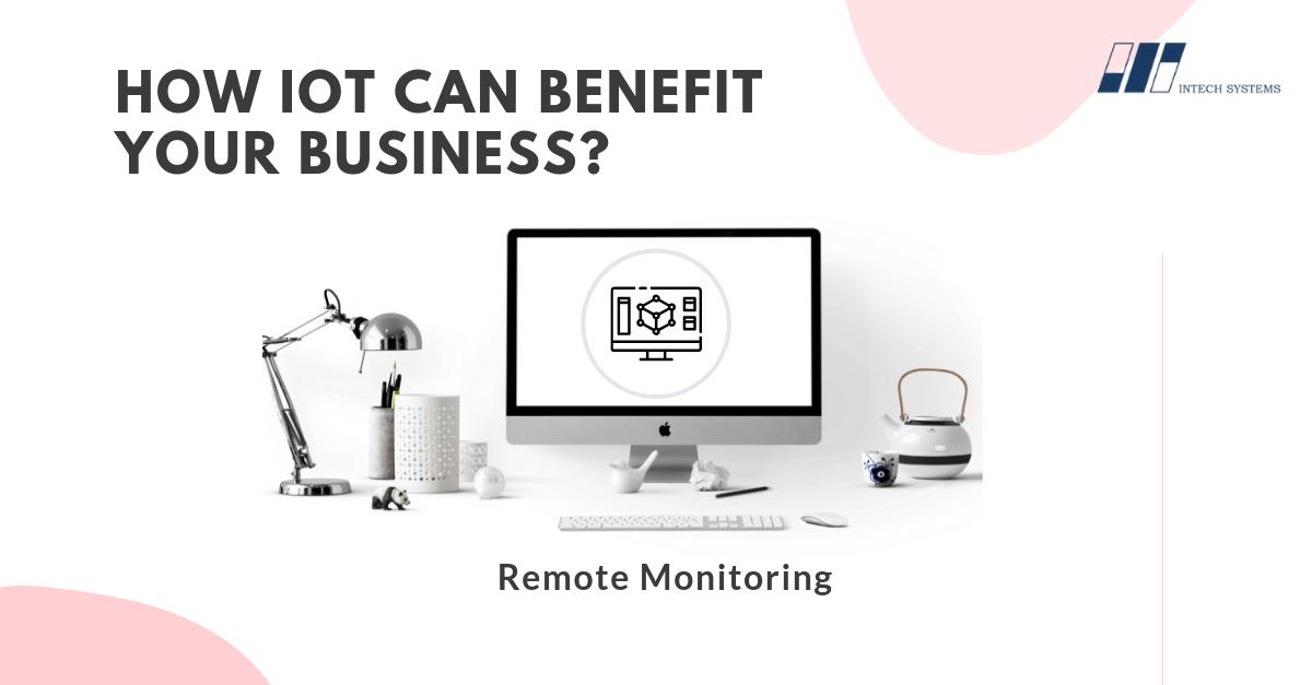 #IoT can help your business to capture data from the devices and helps monitoring performances to improve business systems. Things #IoT does to benefit your business. Know more by sending your queries at: sales@intech-system.com #remotemonitoring #realtime #business…