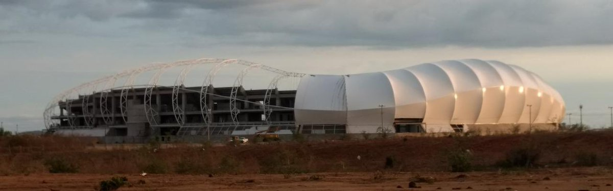 Resultado de imagen para fOTOS, CONSTRUCCIÓN DE ESTADIO DE FUTBOL EN MAZATLAN, SINALOA