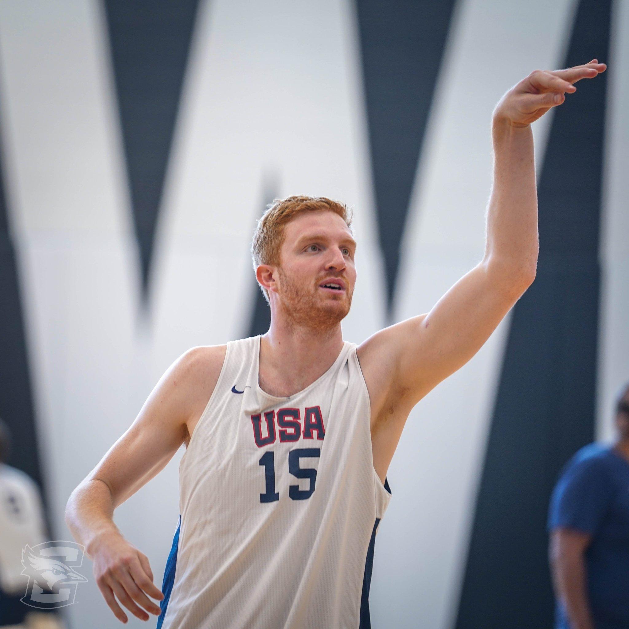 Creighton Bluejays NCAA Basketball: 🇺🇸🇺���.  Tweet by @BluejayMBB