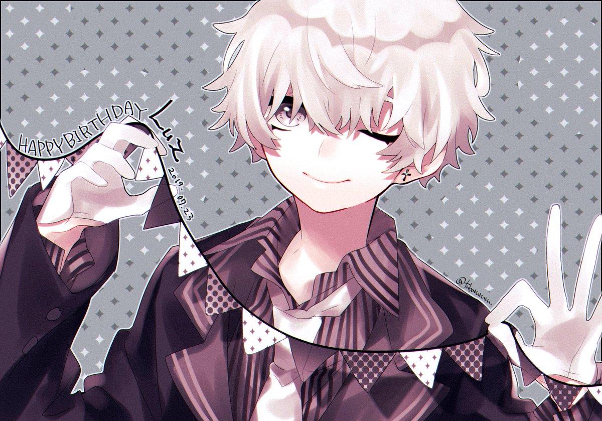 luzくん誕生日おめでとうございます~!🎉