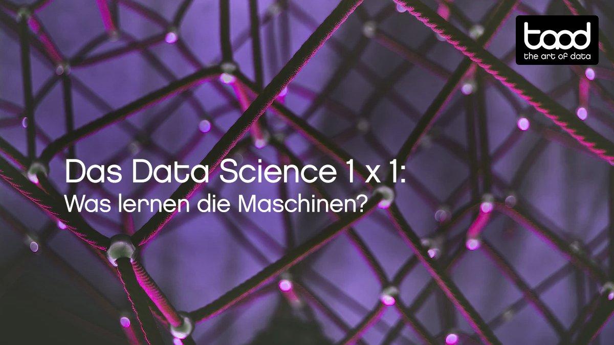 Die letzen zwei Plätze sind zu vergeben!!  Ready, Set, Go!  #MachineLearning #DataScience