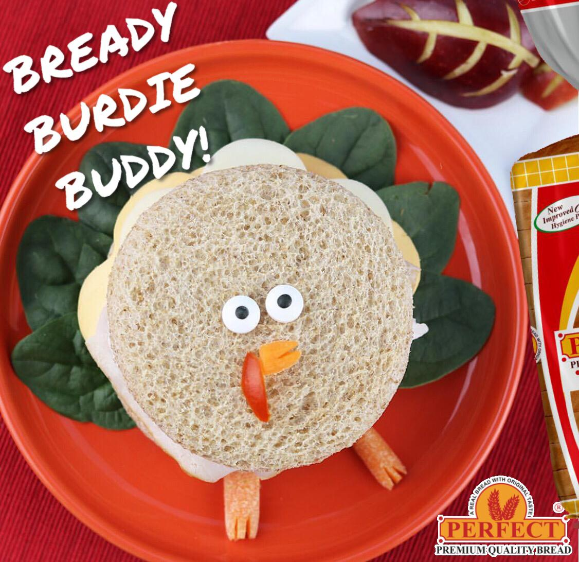 Gobble up the goodness with your bread buddy and #perfectbread! 🍞🥪 #breads #goodness #kids #fun #breakfastideas #funbreads #morning #evening #snacks #happykids