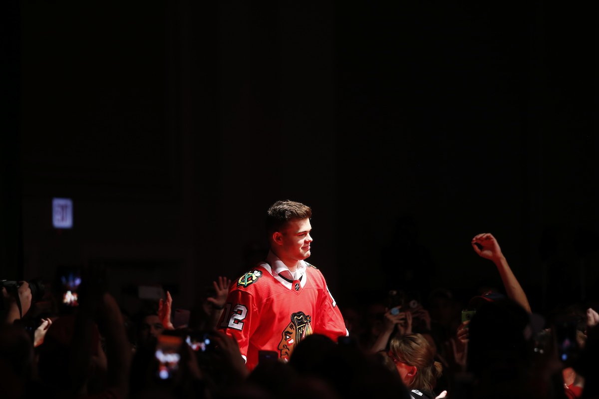 Looking forward to another fun weekend with all you Hawks fans! #BHC2019