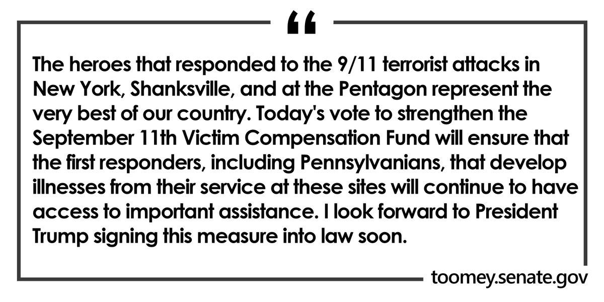 Senator Pat Toomey (@SenToomey) | Twitter