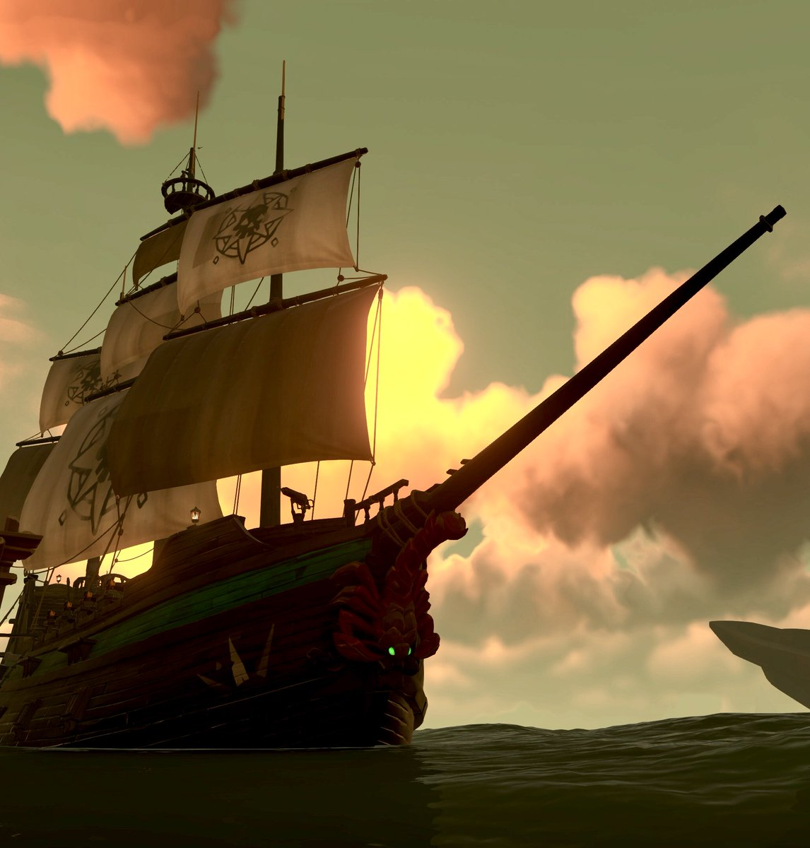 Oh she's sexy #SeaOfThieves