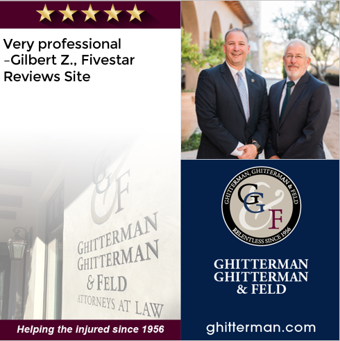 We are happy when our clients are happy. Thank you Gilbert for your review! Did you have a great experience with our firm? Let us know by leaving us a review. #Relentless  https://loom.ly/X0ewLJY