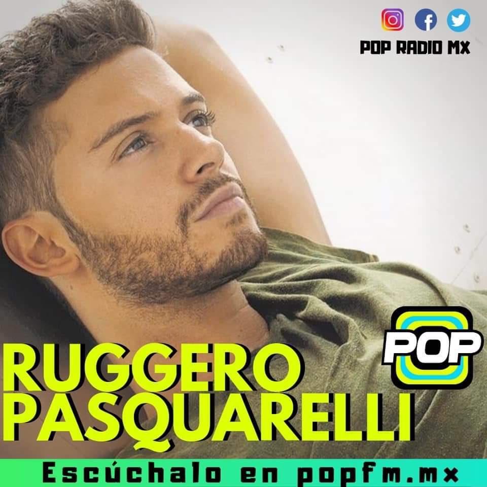 ¡No te puedes perder a @_ruggero 2:30 pm por @PopRadioMx! 💥