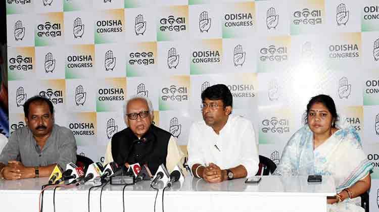 ମହିଳାଙ୍କ ପ୍ରତି ହିଂସା ପ୍ରତିବାଦରେ ବୁଧବାର କଂଗ୍ରେସର ରାଜ୍ୟବ୍ୟାପୀ ବିକ୍ଷୋଭ #Odisha #Congress https://odishareporter.in/odisha/congress-to-stage-protests-against-attacks-on-women-across-the-state-on-wednesday-410037…