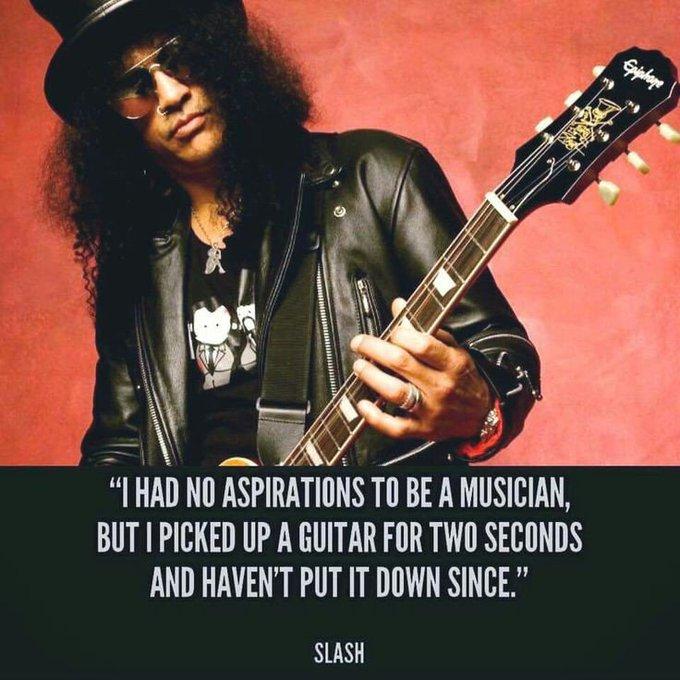 Happy Birthday, Slash.
