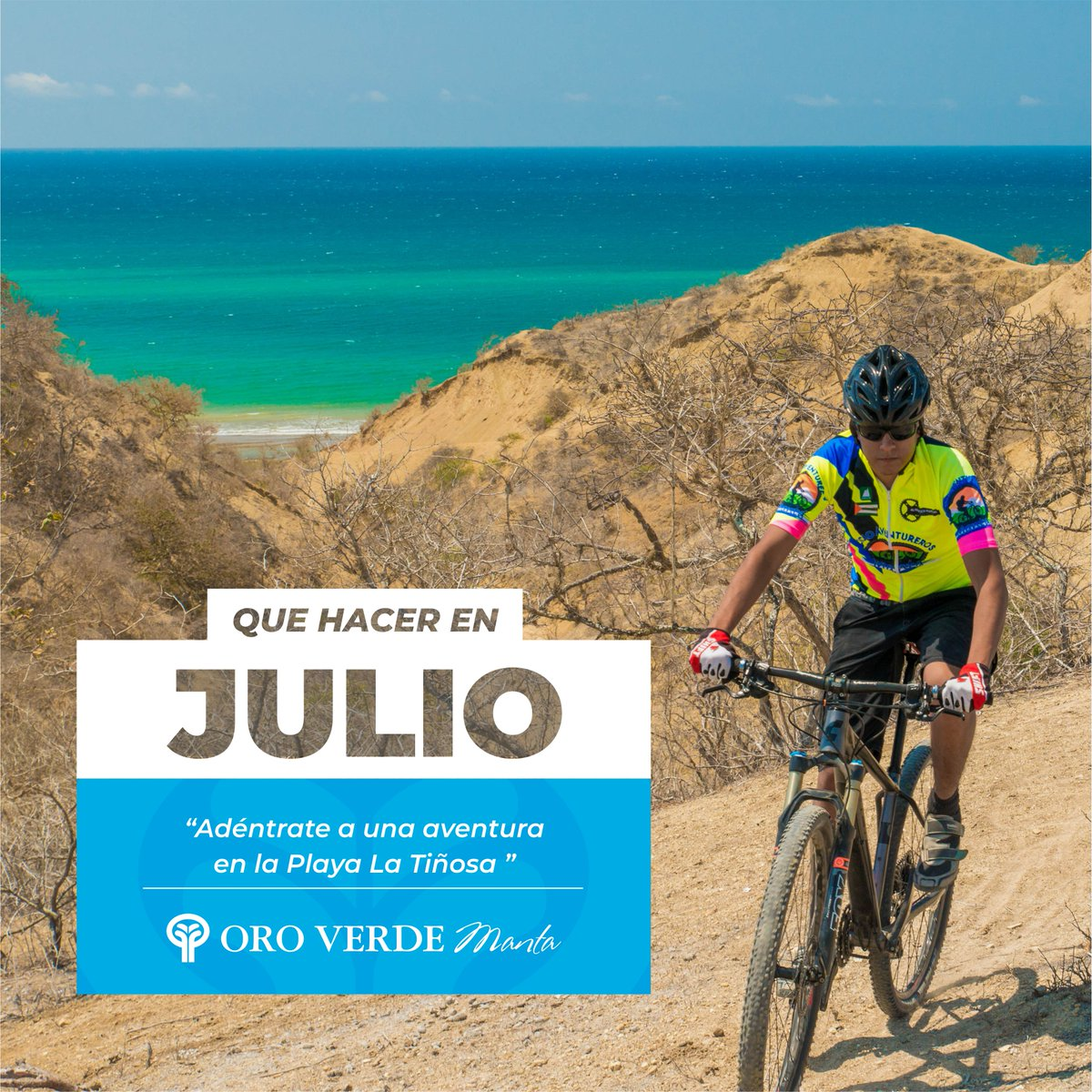 Que hacer en Julio! 🌊🏖😎 #Oroverdemanta #Deluxe #Beach #Manta https://t.co/g3CXoRt0ZQ