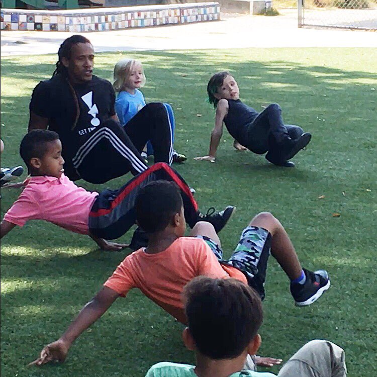 Crab walkin' our way through the week! 🦀  Keep smiling & keep it moving!  #fitnessfun #happykids #positiveenergy #physed #wellness #summerfun #groupgames #k12 #empowerment #empowerkids #outdoors #groupgames #teambuilding #summercamp #keepitmoving #getempowered #getempoweredall