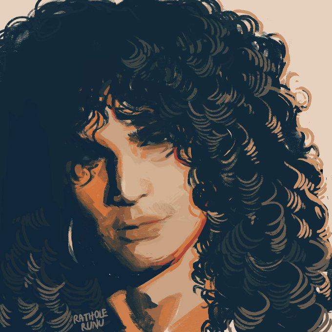 Happy birthday, Slash!  //                        -