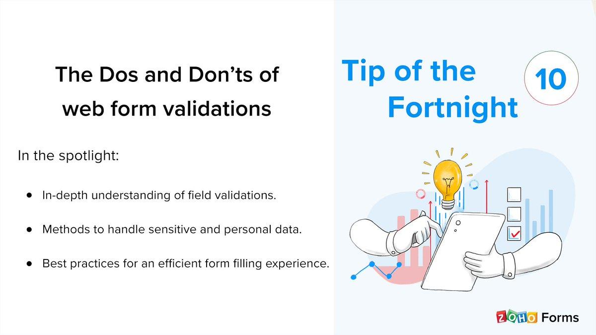 formvalidation hashtag on Twitter