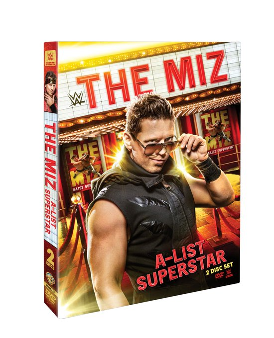Welcome to the most must-see DVD in WWE history… THE MIZ: A-List Superstar! A mainstay of WWE for over a decade, @mikethemiz has taken on many roles in #WWE. Get your copy, here: https://t.co/7MKVRpdl