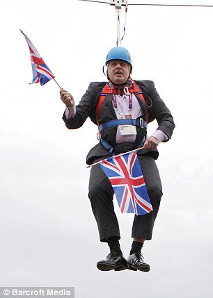 The more the usual insufferably self-righteous, PC-crazed, virtue-signalling liberal snowflake   suspects scream with horror about Boris, the more I'm warming to the idea of him as Prime Minister.  Like Trump, he has a commendable talent for sending them all completely nuts.