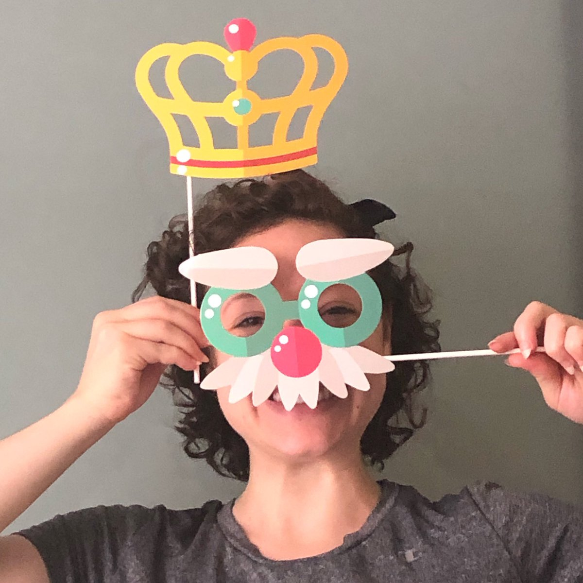 This week's Camp theme for our cutie kiddos @FlushingY is CLOWNING AROUND! we're having too much fun! 😀🤪😀 #summerfun #smile #clowningaround #summerfunday #summercamp #earlychildhoodeducation #toddlers #preK #artsed #silliness #happykids #ymca #yforall #flushingymca #queens